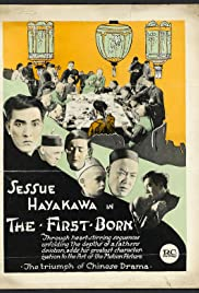 The First Born Poster