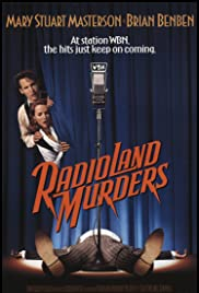 Radioland Murders (1994) Poster - Movie Forum, Cast, Reviews