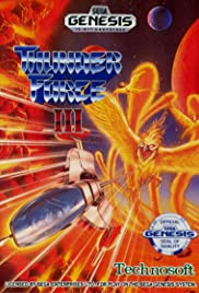 Thunder Force III Poster