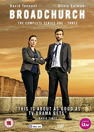 Broadchurch - similar tv show recommendations