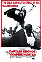 Primary image for Captain Kronos - Vampire Hunter