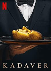 Cadaver (2020) poster