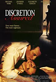 Discretion Assured Poster