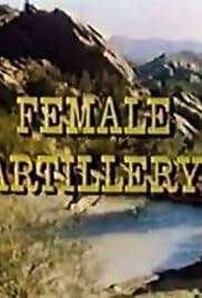 Female Artillery Poster