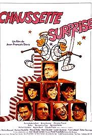 Chaussette surprise Poster