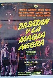 Dr. Satán y la magia negra Poster