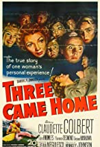 Primary image for Three Came Home