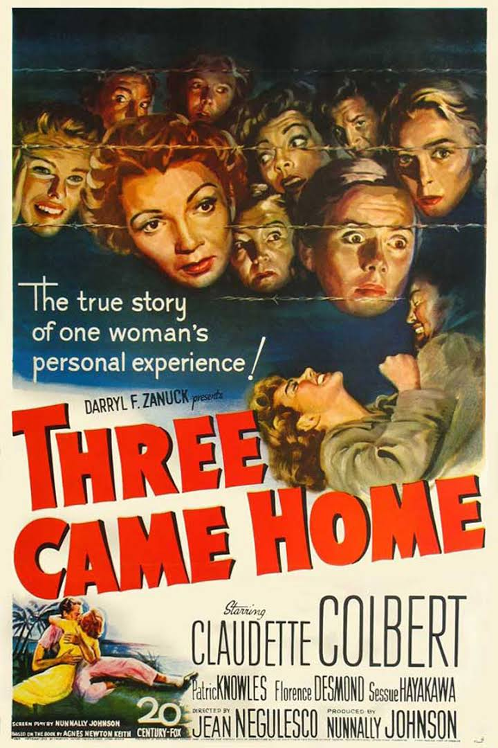 Three Came Home Watch Full Movie Free Online
