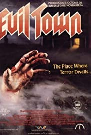Evil Town (1977) Poster - Movie Forum, Cast, Reviews