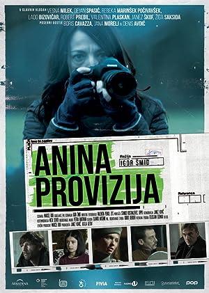 Anina provizija Poster
