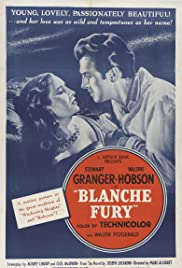 Blanche Fury (1948) Poster - Movie Forum, Cast, Reviews
