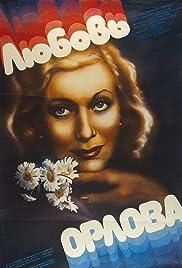 Lyubov Orlova Poster