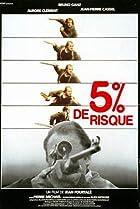 Image of 5% de risque