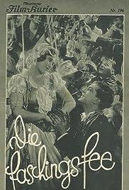 Die Faschingsfee Poster