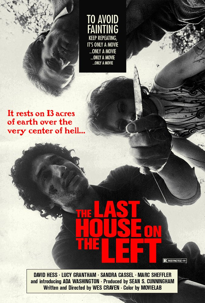 Image result for last house on the left 1972