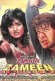 Zakhmi Zameen Poster