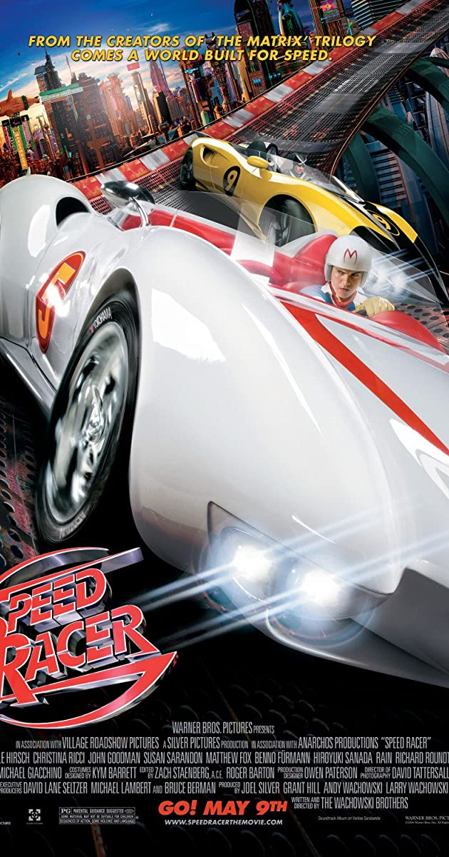 Speed Racer 2008  IMDb