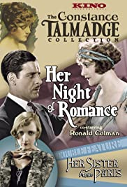 Her Night of Romance Poster