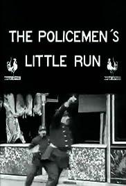 The Policemen's Little Run Poster