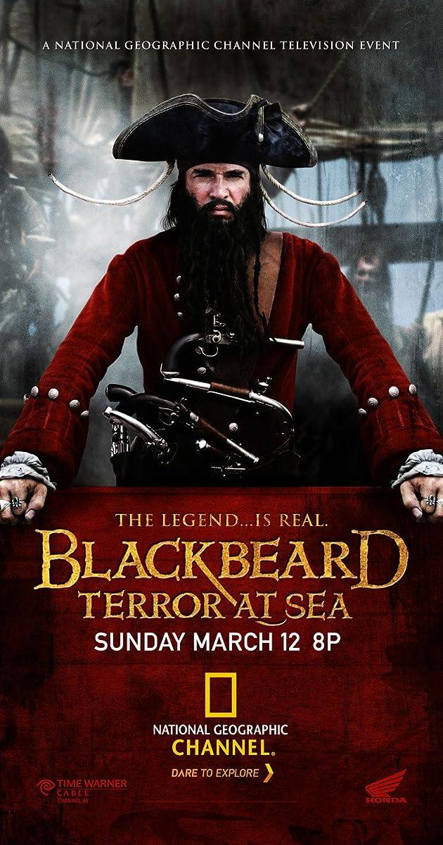 blackbeard terror at sea tv movie 2006 imdb