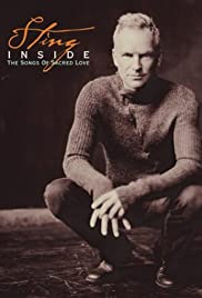 Sting: Inside - The Songs of Sacred Love Poster