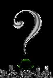 The Riddler vs. Harley Quinn: A Love Story Poster