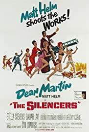 The Silencers Poster