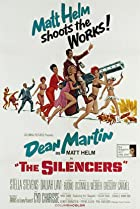 The Silencers (1966) Poster
