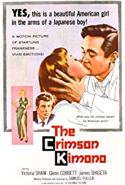 The Crimson Kimono (1959) Poster - Movie Forum, Cast, Reviews