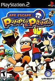 Ape Escape: Pumped & Primed Poster