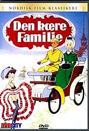 Den kære familie Poster