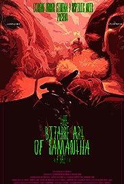 The Bizarre Art of Samantha Poster
