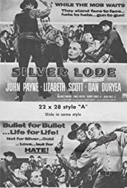 Silver Lode Poster