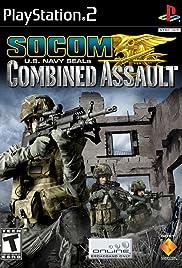 SOCOM: U.S. Navy SEALs Combined Assault Poster