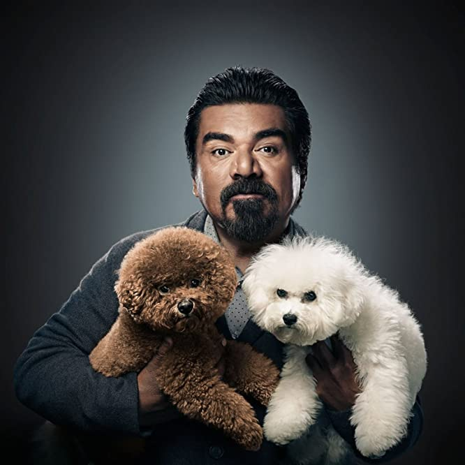 George Lopez in Lopez (2016)