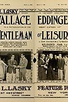 A Gentleman of Leisure (1915) Poster