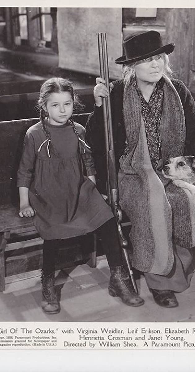 Girl Of The Ozarks (1936)
