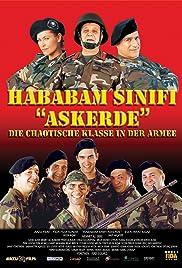 Hababam Sinifi Askerde Poster