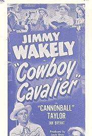 Cowboy Cavalier Poster