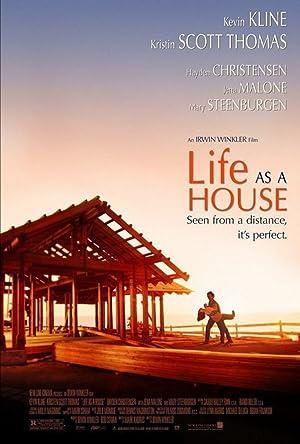 Poster Das Haus am Meer