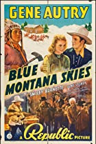 Image of Blue Montana Skies