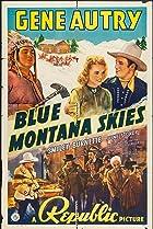 Image of Blue Montana Skies