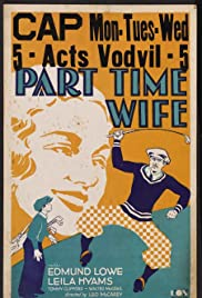 Part Time Wife Poster