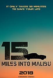 15 Miles Into Malibu Poster