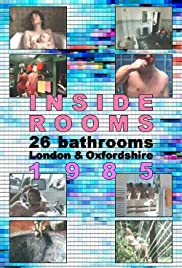 Inside Rooms: 26 Bathrooms, London & Oxfordshire, 1985 Poster