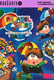 Parasol Stars: The Story of Bubble Bobble III Poster