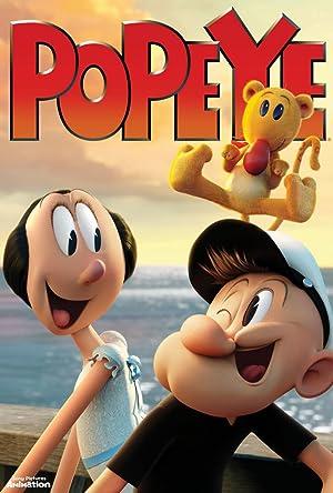 Poster Popeye