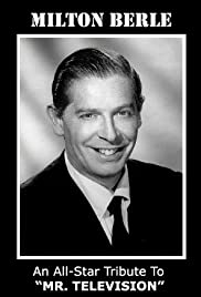 Milton Berle: An All-Star Tribute to 'Mr. Television' Poster