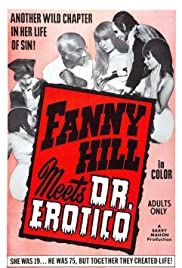 Fanny Hill Meets Dr. Erotico Poster