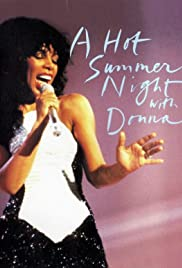 Donna Summer: A Hot Summer Night Poster
